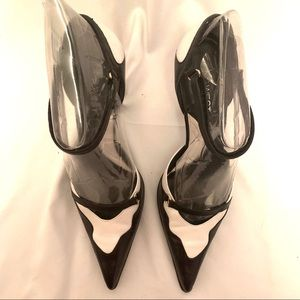 Shoes - Nine West heels -new spin on a classic